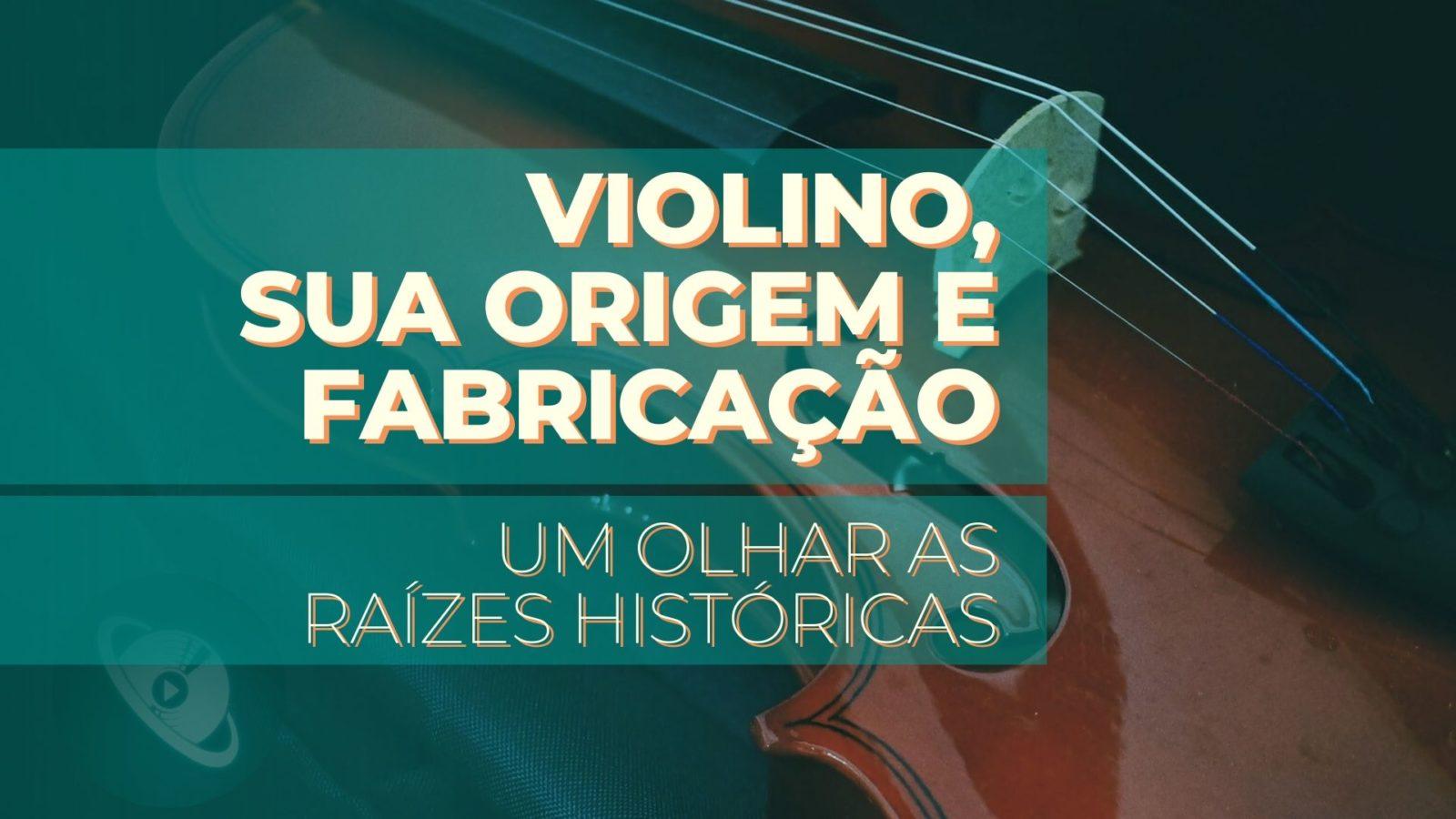origem do violino
