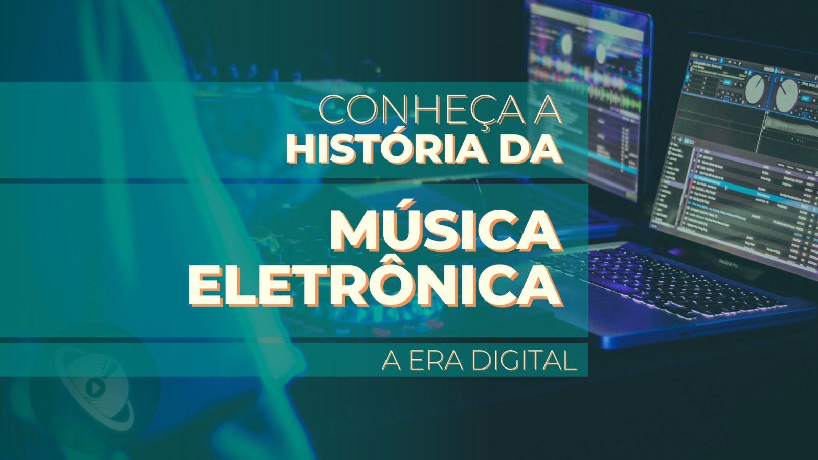 música eletrônica