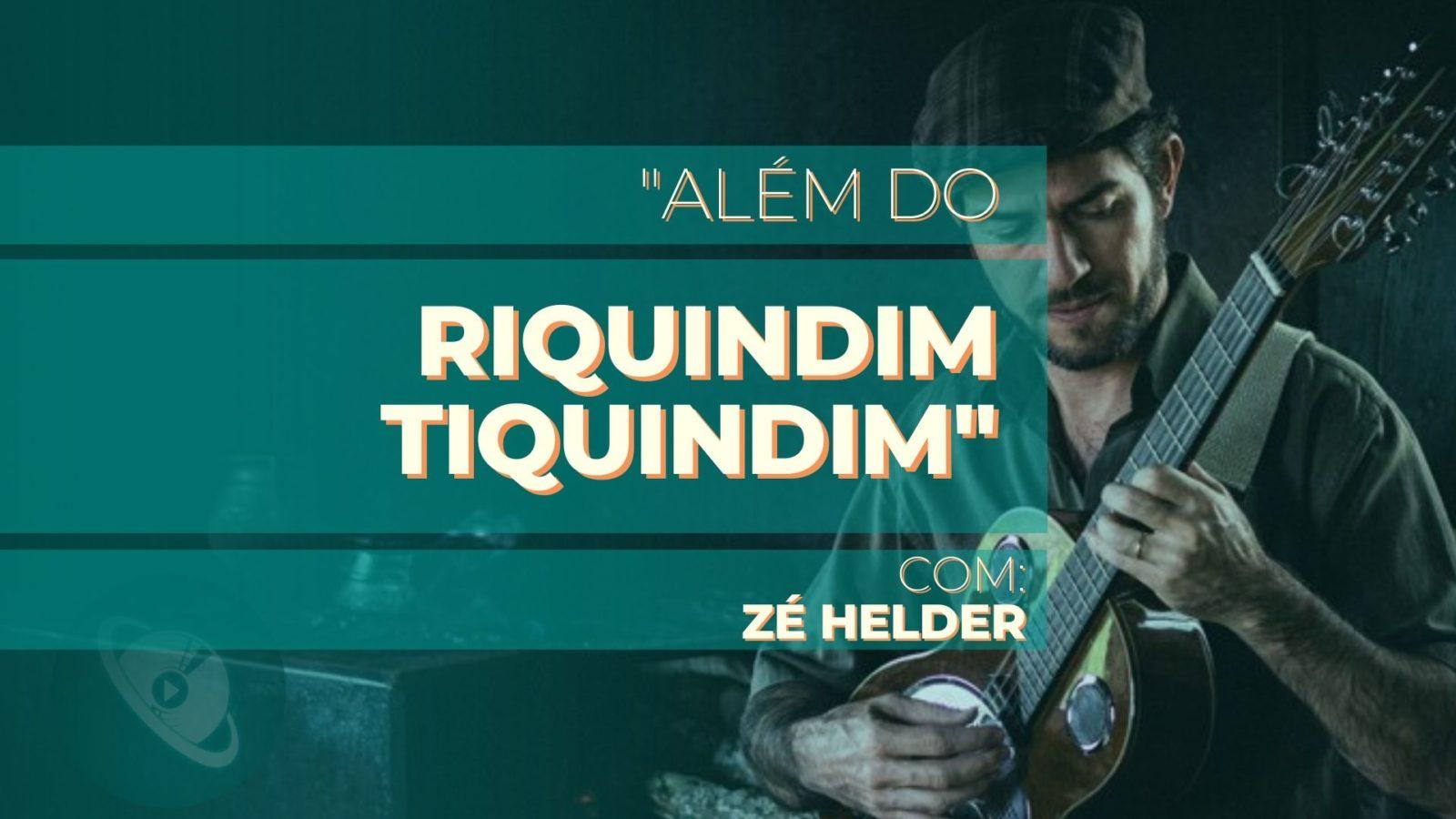 Tocar viola com Zé Helder - Planeta Música