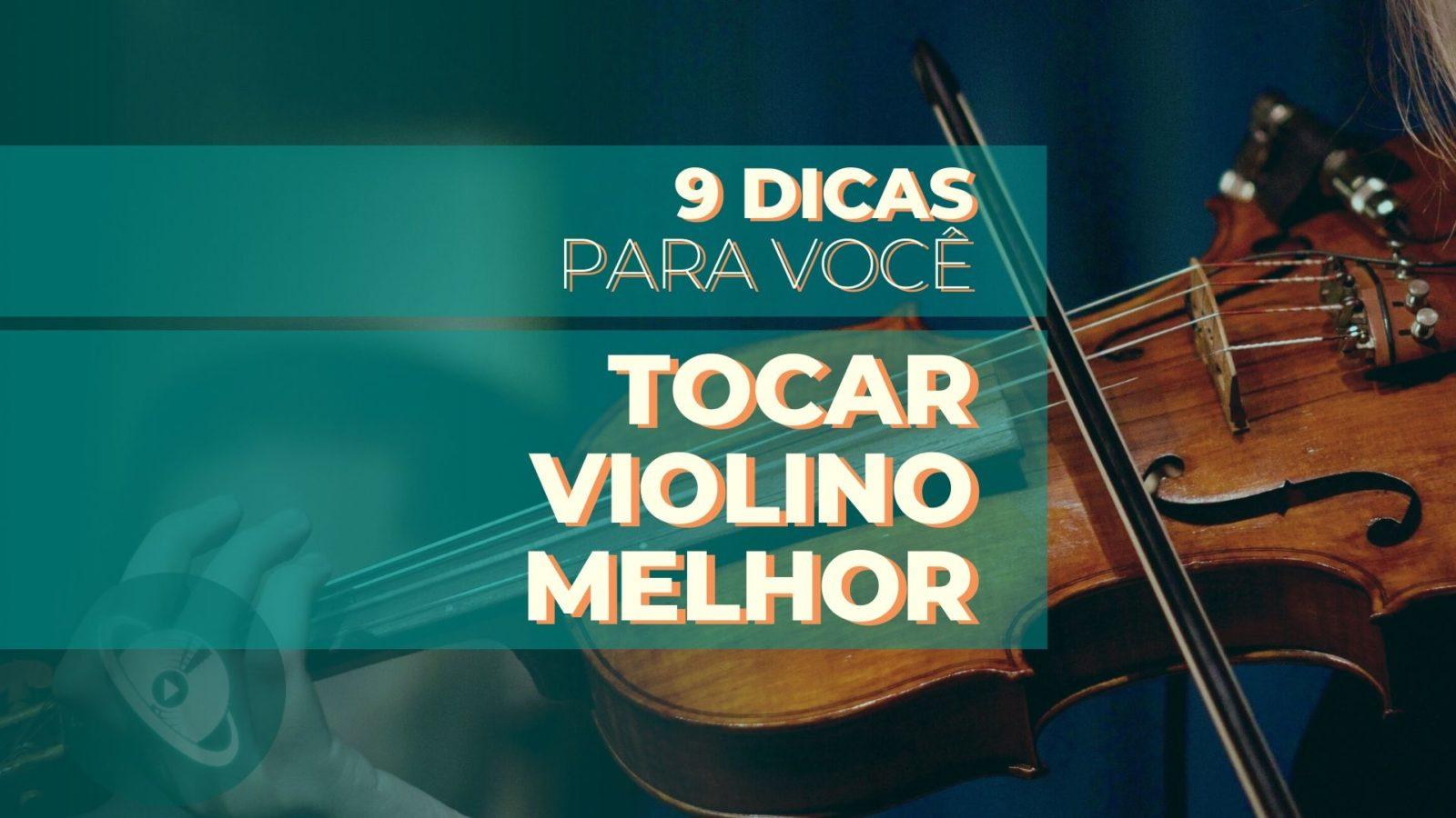 Como tocar violino - Planeta Música