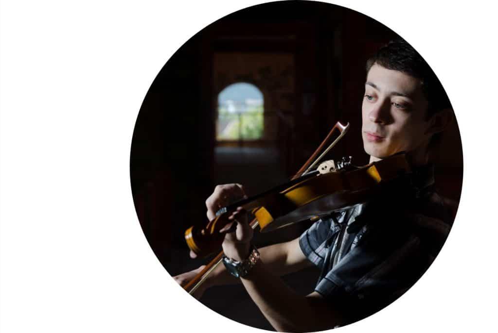 Caio Filipe - colunista Planeta Música
