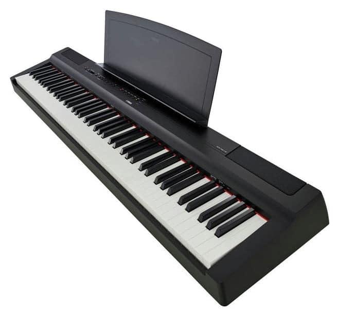 Yamaha P125 - qual teclado comprar