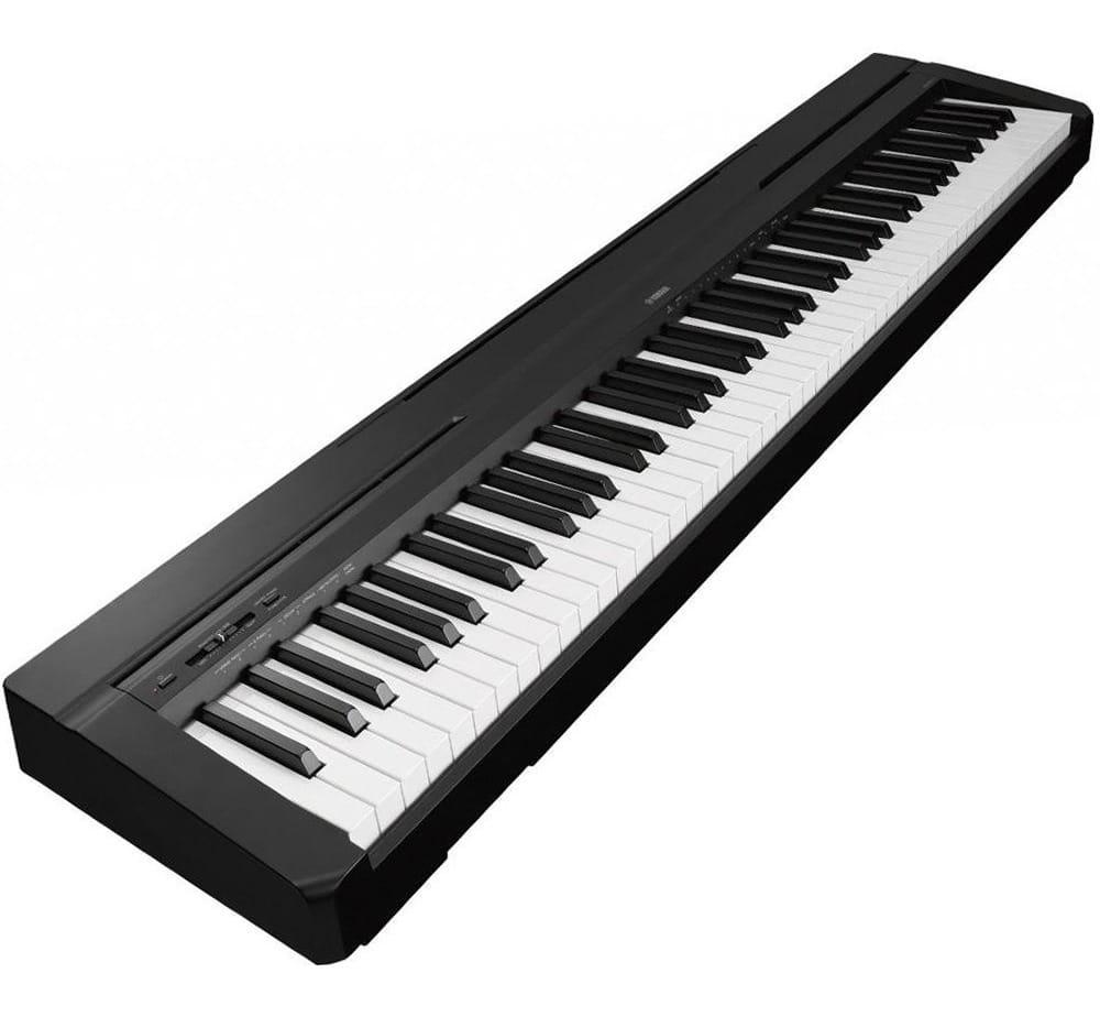 Yamaha P45 - qual teclado comprar